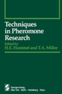 Techniques in Pheromone Research