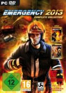 Emergency 2013 Complete Collection. Für Windows XP/Vista/7