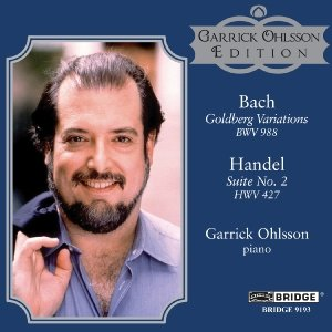 Goldberg Variations/Suite 2,HWV 427