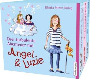 Drei turbulente Abenteuer mit Angel und Luzie