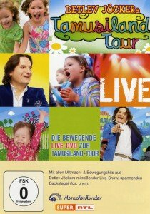 Tamusiland-Tour Live-Die DVD