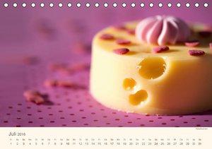 Food verkehrt (Tischkalender 2016 DIN A5 quer)