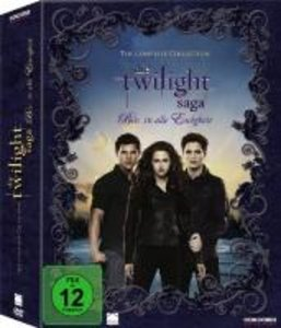 The Twilight Saga - Bis(S) in alle Ewigkeit. The Complete Collec