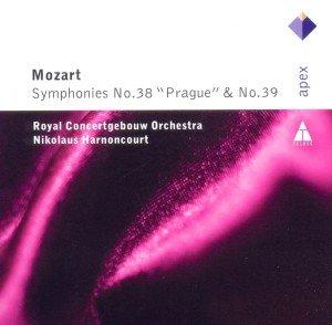 Sinfonien 38 Prague & 39
