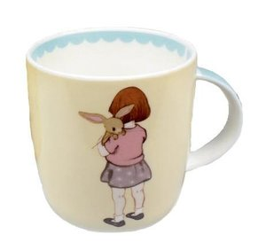"Belle & Boo Tasse. Motiv: ""Belle umarmt Boo"""