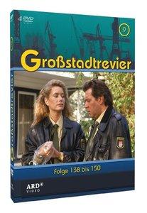 Grossstadtrevier-Box 9 (Folge 138-150)