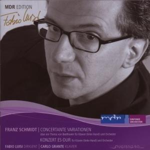 Concertante Variationen/Konzert Es-Dur
