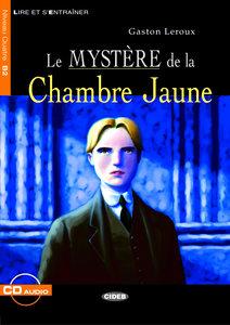 Leroux, G: Mystere de la chambre jaune /m. CD