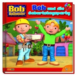 Bob der Baumeister 02. Bob und die Geburtstagsparty