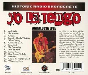 Andalucia Live
