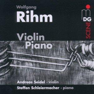 Das Gesamtwerk für Violine und Klavier/Antlitz/+