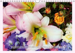 The Scent of Lilies (Wall Calendar 2016 DIN A4 Landscape)