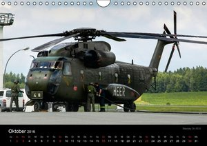 Helicopter 2016 (Wandkalender 2016 DIN A4 quer)