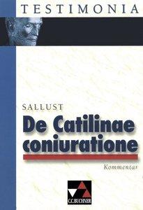 De Catilinae coniuratione. Kommentar