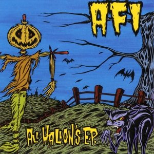 "All Hallow's E.P.(10"" Orange Vinyl)"