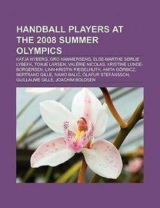 Handball players at the 2008 Summer Olympics