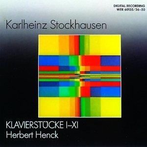 Klavierstucke I-XI