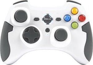 Speedlink TORID Gamepad - Wireless - für PC/PS3, weiss