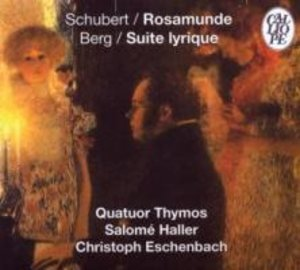 Rosamunde/Lyrische Suite