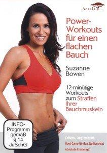 Power Workouts Für Einen Flachen Bauch