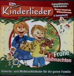 Meine ersten Kinderlieder-Frohe Weihnachten