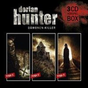 Dorian Hunter Hörspielbox - Folge 01-03