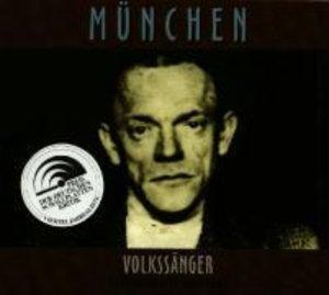 Rare Schellacks-München-Volkssänger 1902-1948