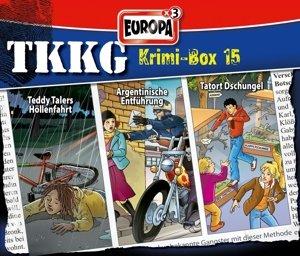 TKKG Krimi-Box 15