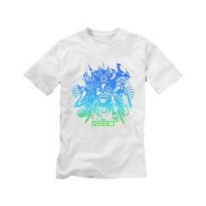 New Basstard T-Shirt S White