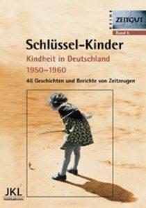 Schlüssel-Kinder ( Schlüsselkinder). Kindheit in Deutschland 195