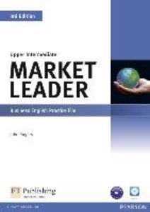 Market Leader Upper Intermediate Practice File (with Audio CD)