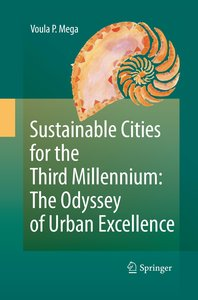 Sustainable Cities for the Third Millennium: The Odyssey of Urba