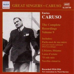 Complete Recordings Vol.9