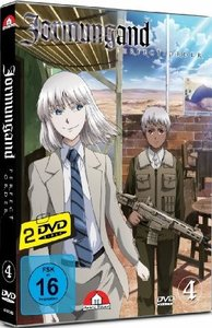Jormungand - DVD Box 4 (2 DVDs)