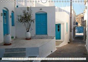 Enchanting Greece (Wall Calendar 2016 DIN A4 Landscape)