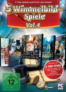 5 Wimmelbild - Spiele Vol. 4