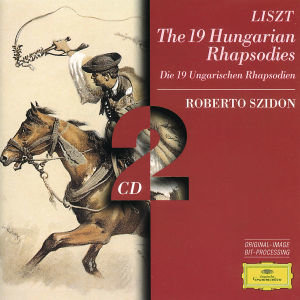Ungarische Rhapsodien 1-19