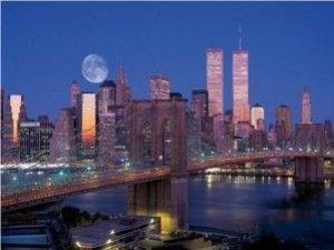 Ravensburger 16306 - Skyline von Manhattan, 1500 Teile Puzzle
