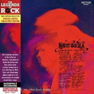 Hot Tuna-LTD Vinyl Replic