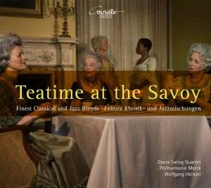 Teatime At The Savoy-Feinste Klassik-