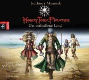 Honky Tonk Pirates 01. Das verheißene Land