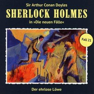 Sherlock Holmes - Neue Fälle 21. Der ehrlose Löwe