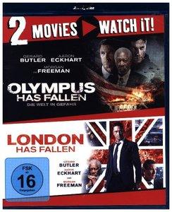 Olympus has fallen-Die Welt in Gefahr/London ha