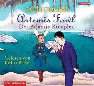 Eoin Colfer: Artemis Fowl-Der Atlantis-Komplex