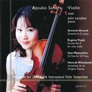 Ysaye Violinsonate