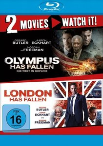 Olympus has fallen-Die Welt in Gefahr/London ha