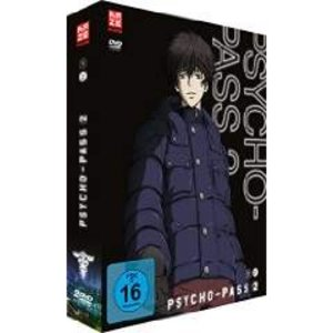 Psycho Pass - 2. Staffel - Box 2 (2 DVDs)