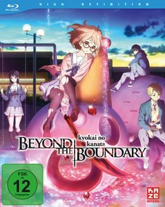 Beyond the Boundary - Kyokai no Kanata - Blu-ray 1 + Sammelschub