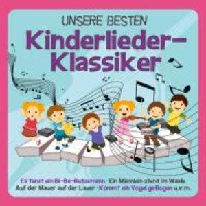 UNSERE BESTEN KINDERLIEDER-KLASSIKER