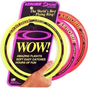 Invento 360100 - Aerobie Wurfring, Frisbee, 25 cm Durchmesser, f